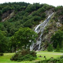 Powerscourt Fall I