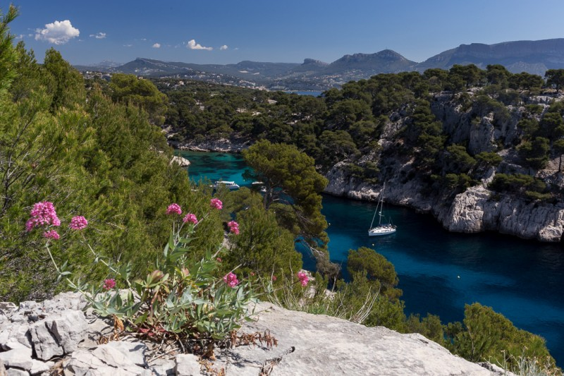 Calanque de Port-Pin III